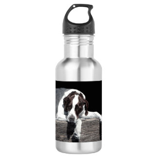 "English Pointer Water Bottle - ""Sophie"""