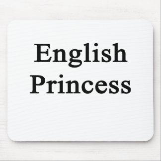 English Princess Mouse Pad