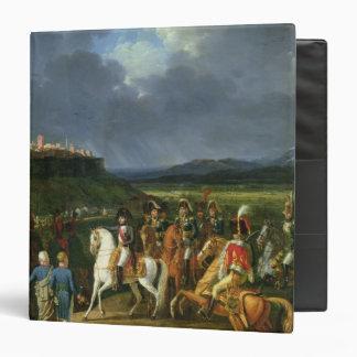 English Prisoners at Astorga Presented to 3 Ring Binder