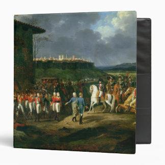 English Prisoners at Astorga Presented to Vinyl Binder