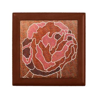 """English Rose"" by Axel Bottenberg Gift Box"
