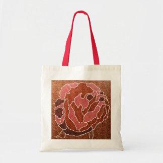 """English Rose"" by Axel Bottenberg Tote Bag"