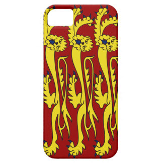 English Royal Banner iPhone 5 Cases