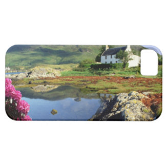 English Scenes, Cottage in the Lake district iPhone 5 Cover