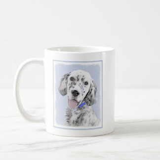 English Setter (Blue Belton) Coffee Mug