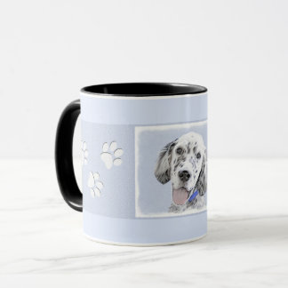 English Setter (Blue Belton) Mug