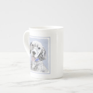 English Setter (Blue Belton) Tea Cup
