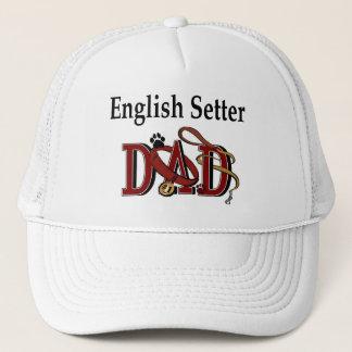 English Setter Dad Hat