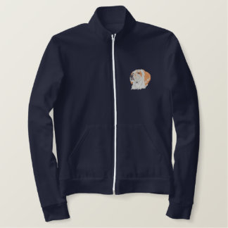 English Setter Embroidered Jackets