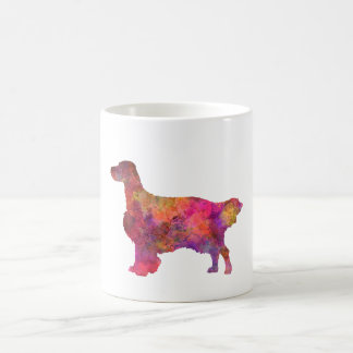 English Setter in watercolor Coffee Mug