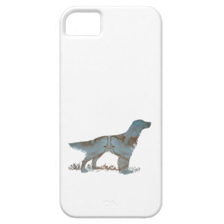 English setter iPhone 5 case