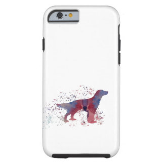 English Setter Tough iPhone 6 Case
