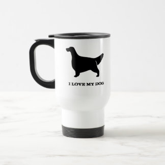 English Setter Travel Mug