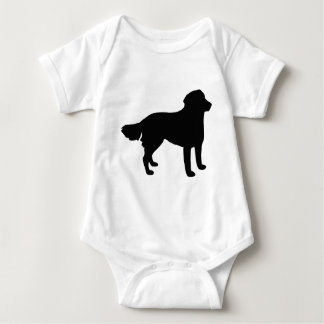 English Shepherd Baby Bodysuit