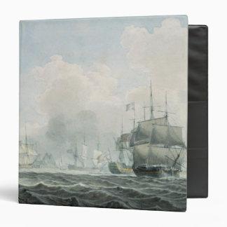 English Ships of War Vinyl Binders