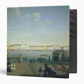 English Shore Street in St Petersburg, 1790s Binder