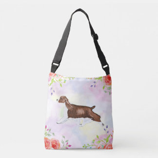 English Springer Spaniel Bag/Tote Crossbody Bag