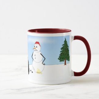 English Springer Spaniel Christmas Mug