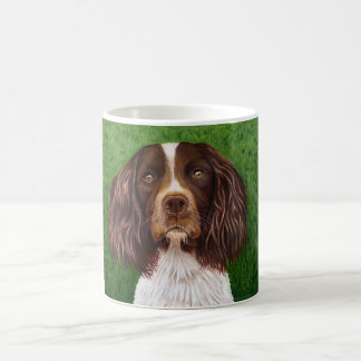 English Springer Spaniel Dog Art - Major Coffee Mug