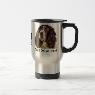 English Springer Spaniel Gifts Travel Mug
