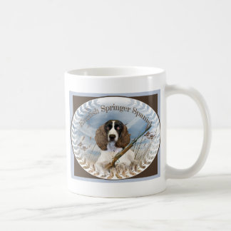 English Springer Spaniel Hunts Mug