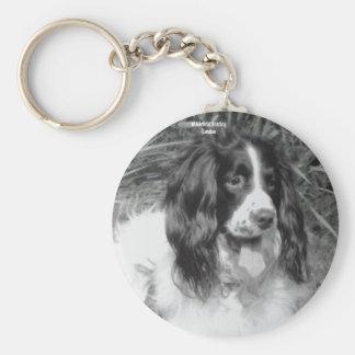 English Springer Spaniel Key Ring