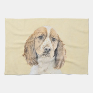 English Springer Spaniel Kitchen Towel