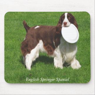 English Springer Spaniel Mousepad