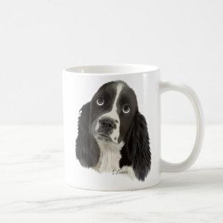 English Springer Spaniel Puppy Coffee Mug