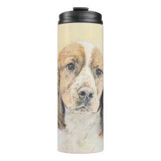 English Springer Spaniel Thermal Tumbler