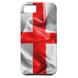English St Georges Cross Flag iPhone 5 Case
