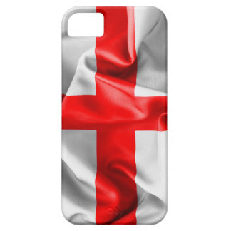 English St Georges Cross Flag iPhone 5 Covers