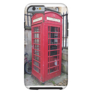 English Telephone Booth iPhone 6/6s Case