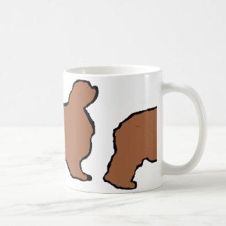 english toy spaniel ruby silo coffee mug