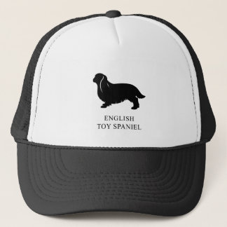 English Toy Spaniel Trucker Hat