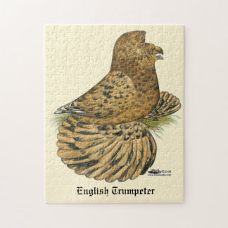 English Trumpeter Almond Jigsaw Puzzle