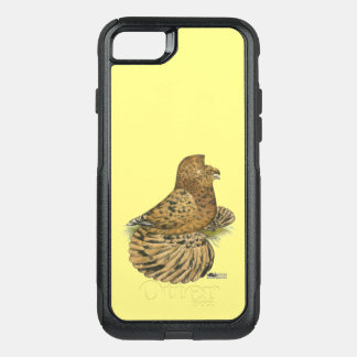 English Trumpeter Almond OtterBox Commuter iPhone 8/7 Case