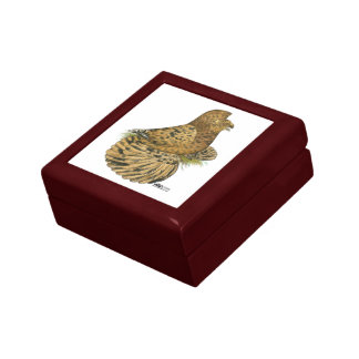 English Trumpeter Almond Trinket Boxes