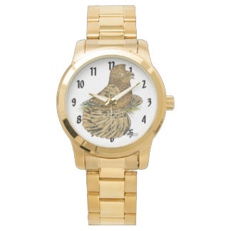 English Trumpeter Almond Watch