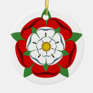 Tudor Rose Charm for Bag Purse Luggage Phone English History Flower Rose Gift