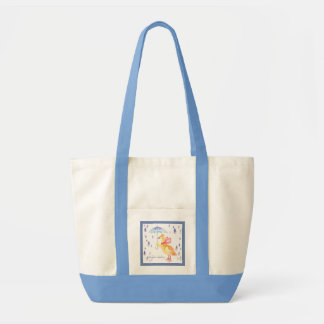 """English Weather"" Baby Diaper Bag"