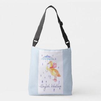 """English Weather"" Kids Body Bag"