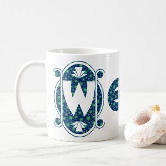 English WEIRD in Stars Coffee Mug