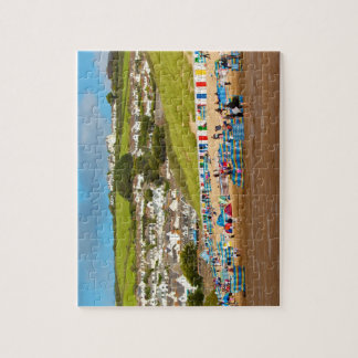 English Woolacombe Beach Puzzle