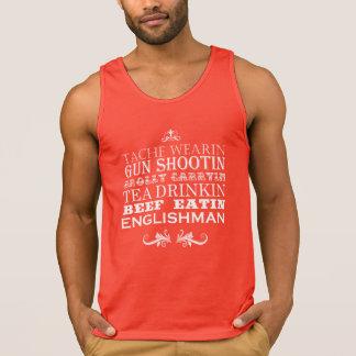 Englishman Sports Vest