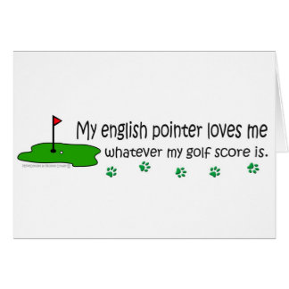 EnglishPointer Card