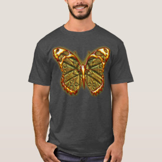 Engraved Butterfly 1 Shirt