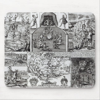 Engraved by Robert Vaughan Mouse Pad