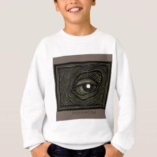 Engraved Eye Sweatshirt