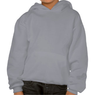 Engraved on stone by Louis Haghe Hoodies